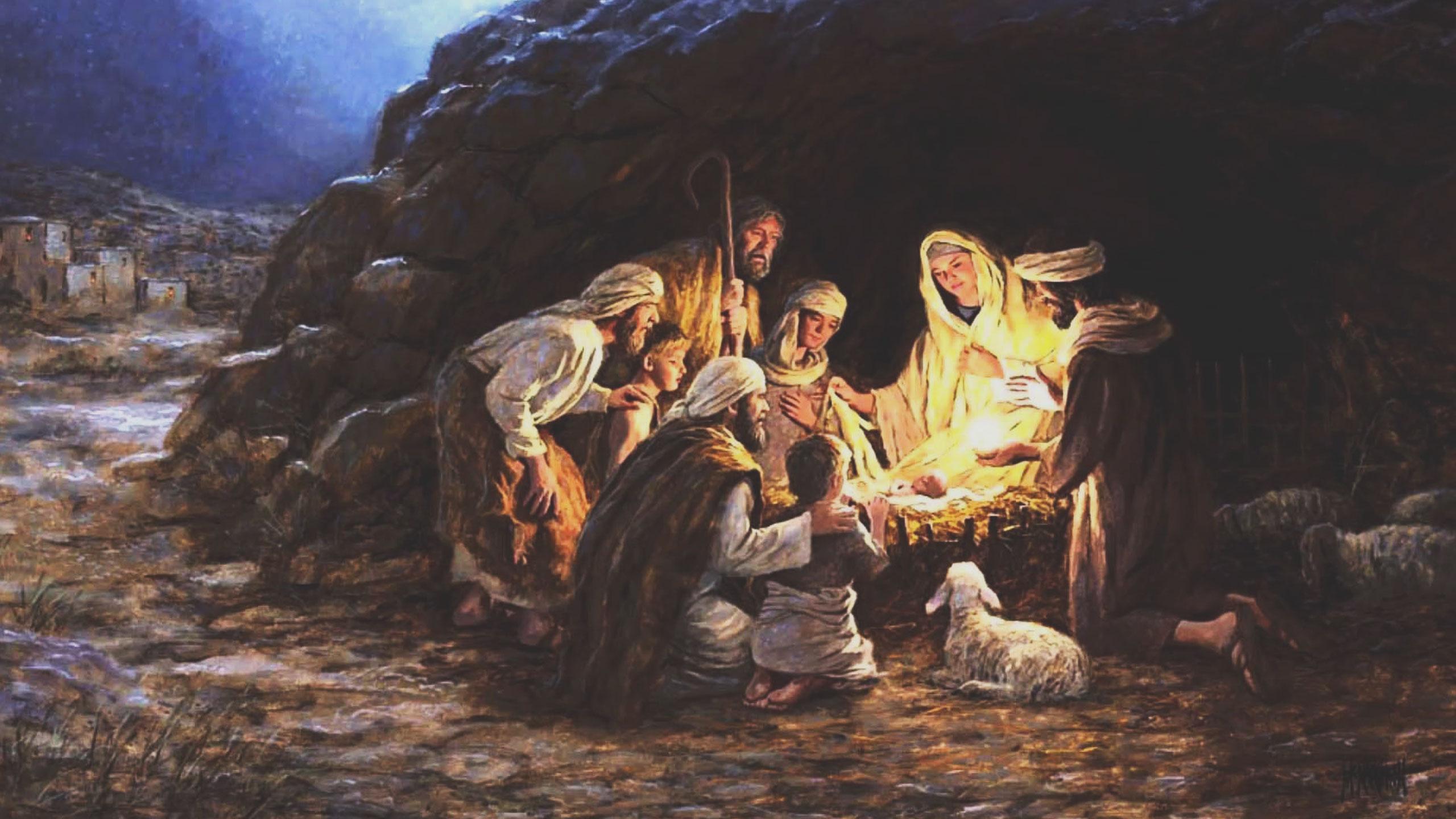 Jesus Christmas.Finding Jesus In Christmas Light Bearers