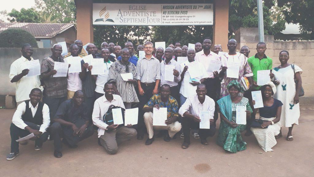 News Flash: Burkina Faso by Meiring Pretorius